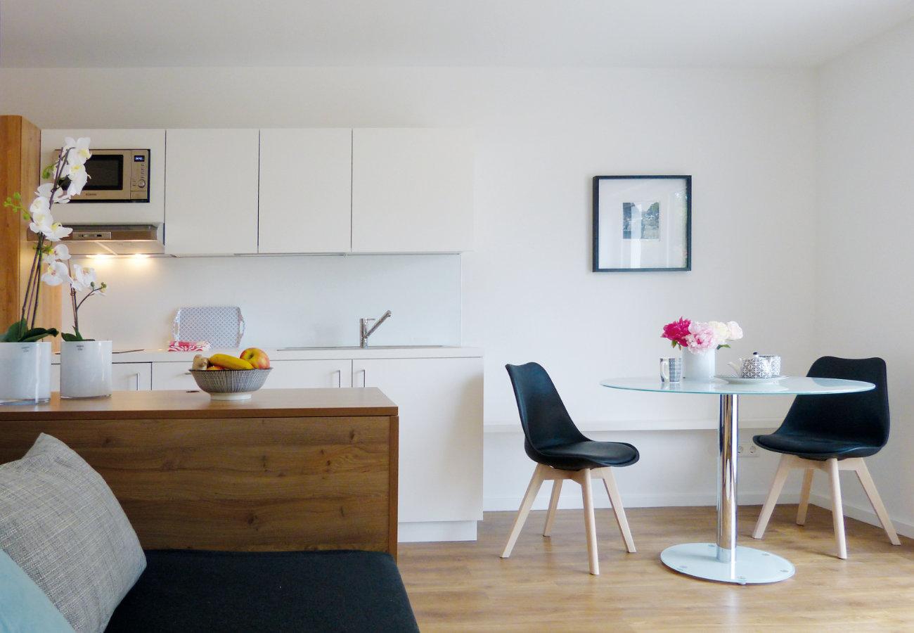 Deutsche Küche Schweinfurt   Apartments In Schweinfurt Euerbach Wohnen Auf Zeit
